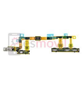 sony-xperia-z3-compact-d5803-d5833-flex-boton-encendido-volumen-microfono