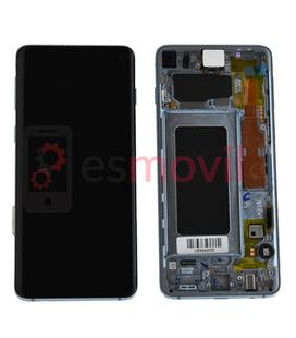 samsung-galaxy-s10-g973f-lcd-tactil-marco-azul-gh82-18850c-service-pack