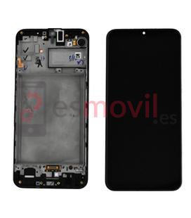 samsung-galaxy-m30s-2019-m307-m21-2019-m215-lcd-tactil-marco-negro-gh82-21266a-service-pack