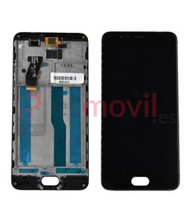 meizu-m5s-lcd-tactil-marco-negro-compatible