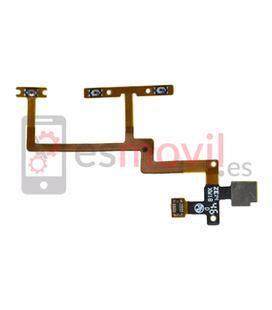 zte-blade-vec-t50-4g-orange-rono-flex-volumen-encendido-sensor