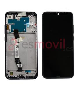 xiaomi-redmi-note-8-lcd-tactil-marco-negro-service-pack