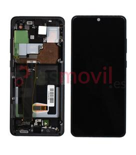 samsung-galaxy-s20-ultra-g988f-lcd-tactil-marco-negro-gh82-22327a-gh82-22271a-service-pack