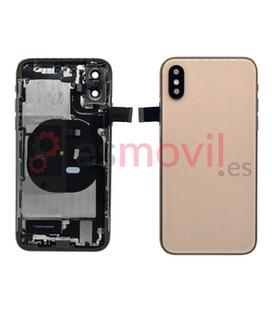 iphone-xs-carcasa-trasera-componentes-oro-compatible