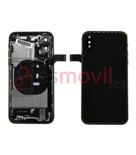 iphone-xs-carcasa-trasera-componentes-negra-compatible