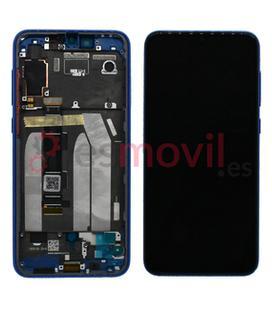 xiaomi-mi-9-se-pantalla-lcd-tactil-marco-azul-compatible-sin-funcion-huella