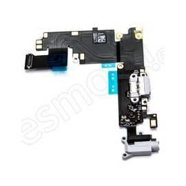 Apple iPhone 6 Plus Flex conector carga + jack blanco