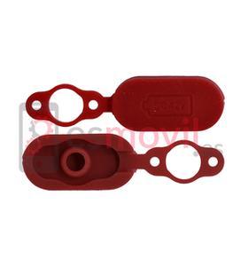 xiaomi-mi-electric-scooter-pro-m365-m365-pro-tapa-de-conector-de-carga-rojo