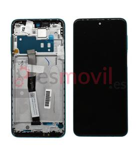 xiaomi-redmi-note-9-pro-lcd-tactil-marco-verde-service-pack