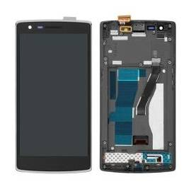 oneplus-one-pantalla-lcd-tactil-marco-negro-compatible