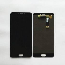 meizu-mx6-pantalla-lcd-tactil-negro-compatible