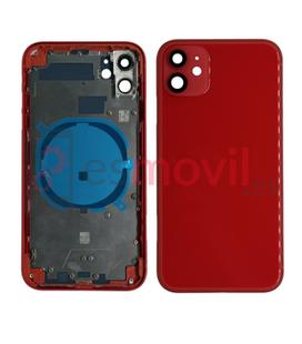 iphone-11-carcasa-trasera-roja-compatible