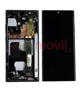 samsung-galaxy-note-20-ultra-5g-2020-n986f-lcd-tactil-marco-negro-gh82-23596a-service-pack-mystic-black