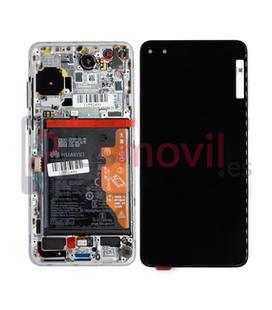 huawei-p40-lcd-tactil-marco-blanco-service-pack-incluye-bateria-y-sensor-de-huella-02353pjk