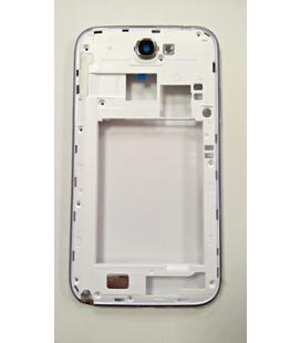 samsung-galaxy-note-2-n7100-marco-trasero-blanco-desmontaje