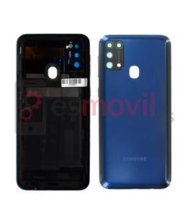 samsung-galaxy-m31-m315f-carcasa-trasera-azul-marino-gh82-22412a-service-pack-ocean-blue