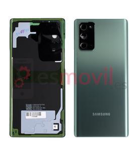 samsung-galaxy-note-20-n980-tapa-trasera-verde-gh82-23298c-service-pack-mystic-green