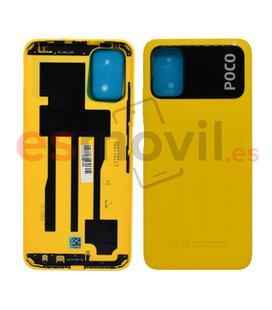 xiaomi-poco-m3-tapa-trasera-amarilla-service-pack