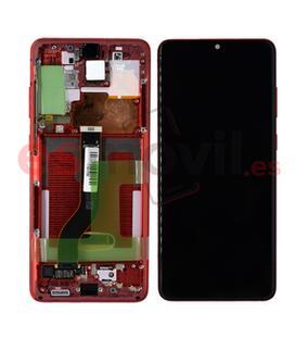 samsung-galaxy-s20-plus-g985f-g986f-4g-5g-pantalla-lcd-tactil-marco-rojo-gh82-22134g-gh82-22145g-service-pack-aura-red