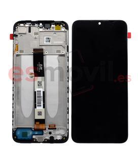 xiaomi-redmi-9a-9c-pantalla-lcd-tactil-marco-negro-service-pack-midnight-grey