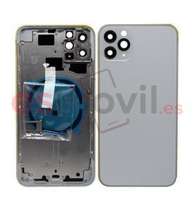 iphone-11-pro-max-carcasa-trasera-plata-compatible