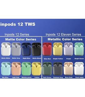 auriculares-inalambricos-bluetooth-inpods-12-true-wireless-stereo-v50-gris