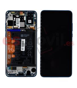 huawei-p30-lite-mar-lx1amar-l21amar-l01a-nova-4e-pantalla-lcd-tactil-marco-azul-incluye-bateria-service-pack-02352rqa-peacock-bl