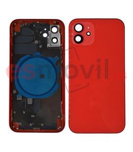 iphone-12-carcasa-trasera-roja-compatible