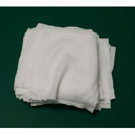 Paños de microfibra (10cms*10cms) 100 uds