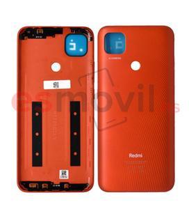 xiaomi-redmi-9c-carcasa-trasera-naranja-service-pack-orange