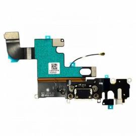 Apple iPhone 6 Flex de carga + conector jack blanco