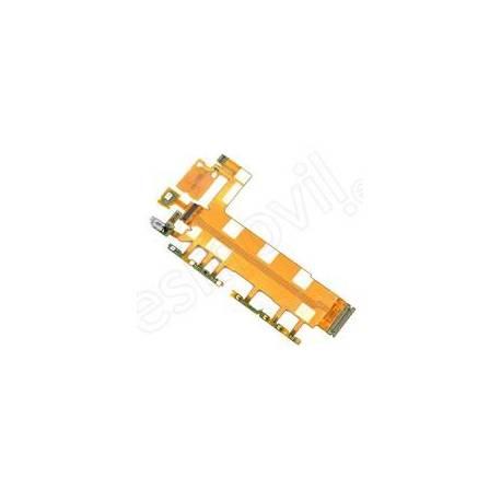 sony-xperia-z3-d6603-z3-dual-d6633-d6643-d6653-flex-encendido-volumen-vibrador-microfono-version-3g-