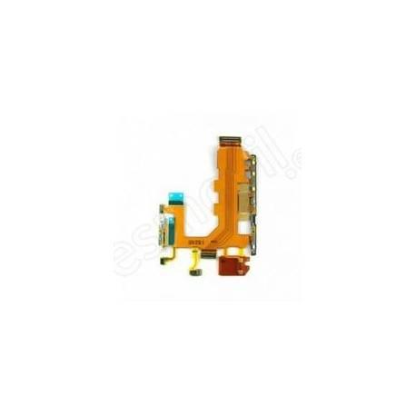 sony-xperia-z3-compact-d5803-d5833-flex-encendido-volumen-vibrador