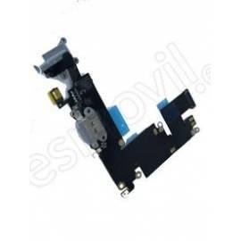 Apple iPhone 6 Plus Flex conector de carga + jack gris