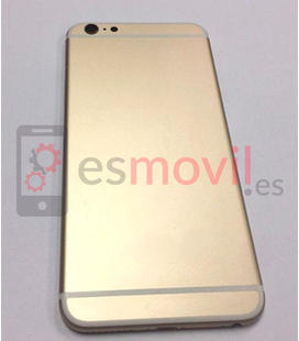 Apple iPhone 6 Plus Carcasa trasera oro