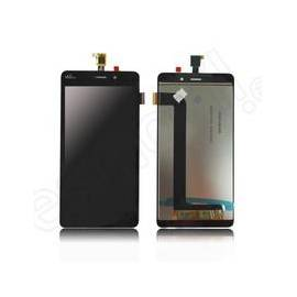 Wiko Pulp Fab 4G Lcd + tactil negro