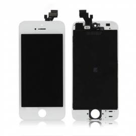 Apple iPhone 5 Lcd + tactil + componentes blanco