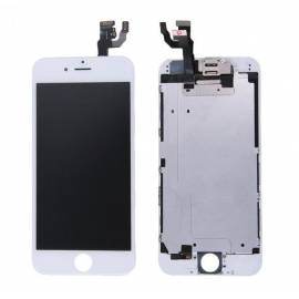 Apple iPhone 6 Lcd + tactil + componentes blanco