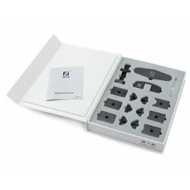 Set 16 em 1 Reparaçao de chassi e carcaças JF866 iPhone 5 / 7 Plus / iPad 5 / 6 / Mini 4