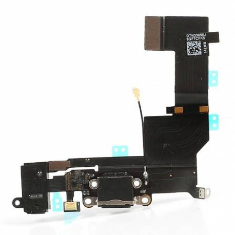 iphone-5s-flex-de-carga-conector-jack-negro