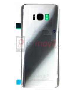 Samsung Galaxy S8 Plus G955f Tapa trasera plata