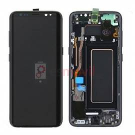 Samsung Galaxy S8 Plus G955f Lcd + tactil + marco negro GH97-20470A