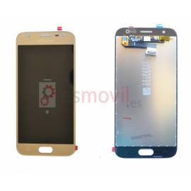samsung-galaxy-j3-2017-j330f-lcd-tactil-oro-gh96-10990a-service-pack-gold