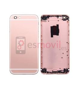 Apple iPhone 6S Carcasa trasera rosa