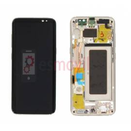 samsung-galaxy-s8-g950f-lcd-tactil-marco-oro-gh97-20457f-service-pack