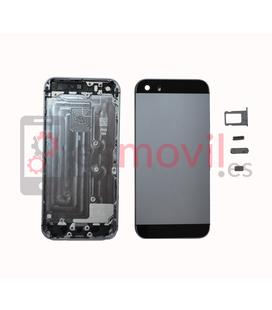 Apple iPhone 5S Carcasa trasera negra