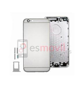 apple-iphone-6-plus-carcasa-trasera-botones-plata