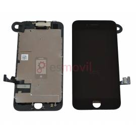 iPhone 8 Display replacement with small parts black compatible