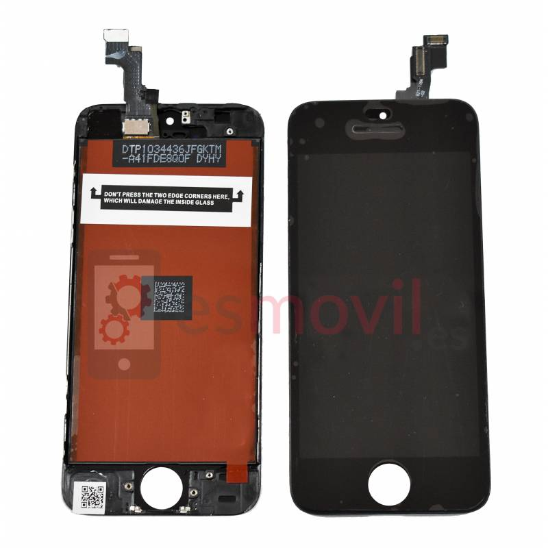 Iphone 5s Lcd Tactil Negro Compatible