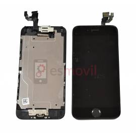 Apple iPhone 6 Lcd + tactil + componentes negro